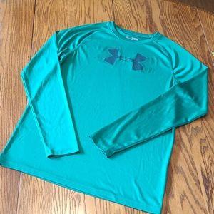 Under Armour shirt  - green